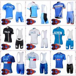 new jersey italy 2019 - ITALY team Cycling jersey New Summer Bike Clothes Mens Short Sleeves bib shorts sets Outdoor quick-drying cycling sports