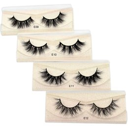 afdd4dd5b75 2019 Eyelashes 3d Lashes Thick Handmade Full Strip Lashes Cruelty Free  Korean Lashes Natural False Eyelashes