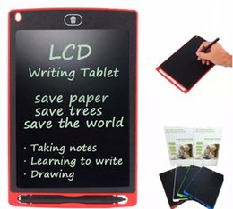 Écran LCD Tablette Numérique Numérique Portable 8,5 Pouces Dessin Tablette Pad Écriture Pads Tablette Électronique Conseil pour Adultes Enfants Enfants