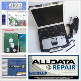 $enCountryForm.capitalKeyWord Australia - 2019 Hot Selling Alldata 10.53 Mitch*ll o*demand V5.8 ATSG Auto Repair Soft-ware installed well in Toughbook CF30 Laptop Used PC