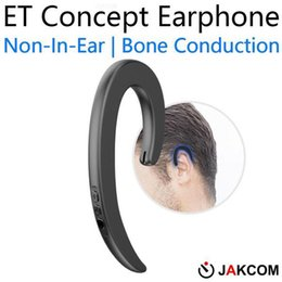 electronic iphone Australia - JAKCOM ET Non In Ear Concept Earphone Hot Sale in Other Cell Phone Parts as hisense led tv leptop electronic cigarette