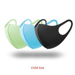 Sponge Mouth Mask Washable Dustproof Reusable anti-pollen Face Mask Adult Kid for Child Kids Health on Sale