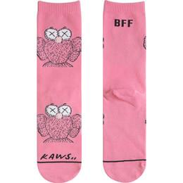 $enCountryForm.capitalKeyWord Canada - Casual Doodle Personality Cotton Tube Socks Street Fashion Men Women Teens Carttoon Bears Middle Socks Four Season Socks