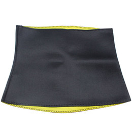 $enCountryForm.capitalKeyWord Australia - 1 Pcs Women Health Belt Neoprene Slimming Body Yoga Sweat Shaper Wrap Waist Slimmer Controling Weight Cut Down Loose Weight Belt