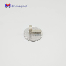 Wholesale Block Magnets NZ - 200pcs N35 12*4*4mm permanent magnet 12x4x4 super strong neo neodymium block 12x4x4mm NdFeB magnet 12*4*4 with Nickel coating