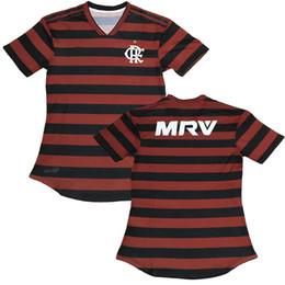 ede368dda CR Flamengo Player version 2019 2020 soccer jersey 18 19 20 Flamengo home  DIEGO 2019 2020 football Player shirt S-2XL