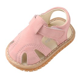 $enCountryForm.capitalKeyWord Australia - MUQGEW 2019 Hot Sale Kids Shoes Newborn Baby Girls Boys Roman Shoes Sandals First Walkers Soft Sole Dropship Baby