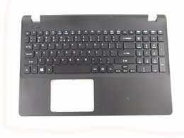 $enCountryForm.capitalKeyWord UK - Brand New and Original FOR Acer Aspire E 15 ES1-512 Laptop Black Upper Case Palmrest Keyboard