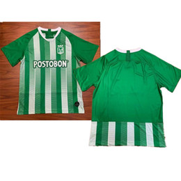 5244614f9 2019 2020 Home green National Athletics Soccer Jersey World Cup National  Team Short Sleeved Football Athletics Uniforms