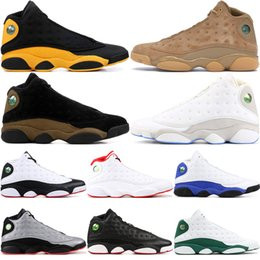 7b6e38d7a665 Discount ray allen basketball shoes - 13 13s Men Basketball Shoes Wheat Ray  Allen Olive Grey