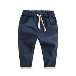 $enCountryForm.capitalKeyWord Australia - Hot Sale Baby Boys Pants Casual Loose Trousers Summer Bottoms Harem Long Pants Fashion Toddlers Clothes Stylish
