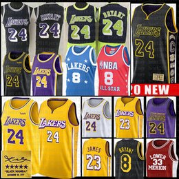 Großhandel LeBron James 23 Lower Merion 8 33 BRYANT