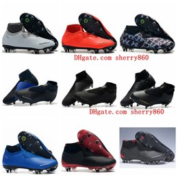 5d0bf2d4bf0d 2019 new arrival mens soccer shoes Phantom VSN Elite DF SG-Pro Anti Clog  soccer