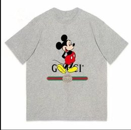 tee shirts fur NZ - New Luxury designer Kids Shirts brand 1-9 years old Baby boys girls T-shirts r shirt Tops cotton children Tees kids Clothing 4 colors