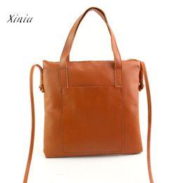 Black Diamonds For Cheap Australia - Cheap Women Fashion Handbag Shoulder Bag Totes Flat Bag with Open Pocket Ladies Casual Crossbody Bags for Women Feminina Bolsa