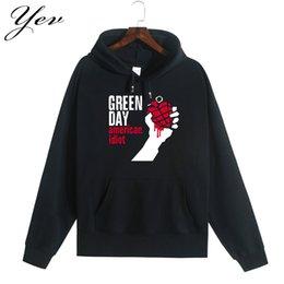 9424cdad big band Green Day design толстовки Мужчины / Женщины с капюшоном толстовки  с крышкой повседневная толстовка печати мужской толстовка спортивные  костюмы ...