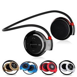 $enCountryForm.capitalKeyWord Australia - 3D Mini 503 Mini503 Bluetooth 4.2 FM Headset Sport Wireless Headphones Music Stereo Earphones + 8GB 16GB Micro SD Card