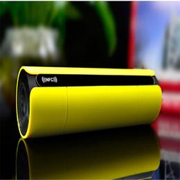$enCountryForm.capitalKeyWord Australia - Hot KR8800 Portable Mini Bluetooth Speaker Wireless Super Bass Speakers with NFC LCD Screen FM Radio TF Card Sound Box for Phone MP 4 Pplaye