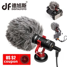 $enCountryForm.capitalKeyWord Australia - BOYA BY-MM1 Video Record Microphone Compact VS Rode On-Camera Recording Mic for iPhone X 8 laptop Huawei Nikon Canon DSLR&LIVE