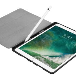 Wholesale 2017 New Soft Case For New iPad Pro inch PU Leather Smart Cover Auto Sleep Wake For Apple iPad Pro Case