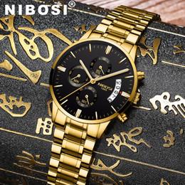 $enCountryForm.capitalKeyWord Australia - Nibosi Men Watches Luxury Famous Top Brand Men's Fashion Casual Dress Watch Military Quartz Wristwatches Relogio Masculino Saat GMX190711