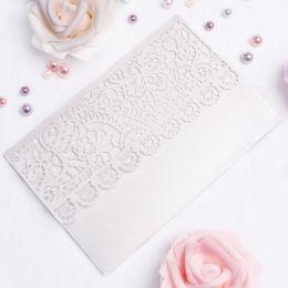 White Invitations Cards Australia - New Wedding Invitation Cards Set White lace hollow Invitation Pocket Envelope Inner Cards Folded Solid Elegant Wedding Party Supplies PH28