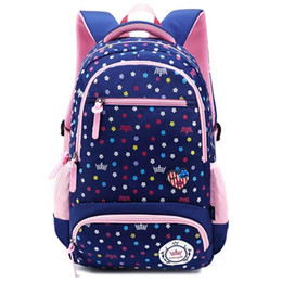 $enCountryForm.capitalKeyWord NZ - Big Capacity Printing School Backpack For Girls School Bag Kid Backpack Zipper Children Bags For Teenagers Girls