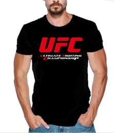 $enCountryForm.capitalKeyWord Australia - MMA mannen T-shirts Ultimate Fighting Championship Ufc men t Shirt 2019 cotton t Shirt Euro Size S-3xl Tops Casuals t-Shirt menH