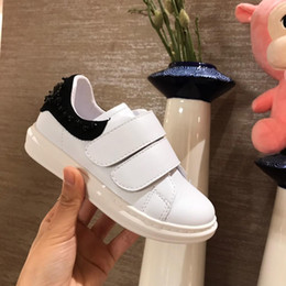 $enCountryForm.capitalKeyWord Australia - 2019 new style kids shoes boys and girls Luxury sneakers casual shoe Genuine Leather fashion kids girls designer shoes