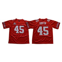 942d2c61b Mens Ohio State Buckeyes Archie Griffin Stitched Name Number Game Elite  Legend American College Football Jersey Size S-3XL