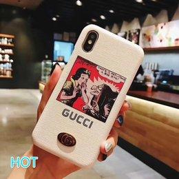 Iphone6 Iphone Australia - Designer Luxury Phone Case for Cheap Iphone X Iphone 9 Case Iphone7 8Plus Iphone 7 8 Iphone6 6sP Back Cover Phone Case