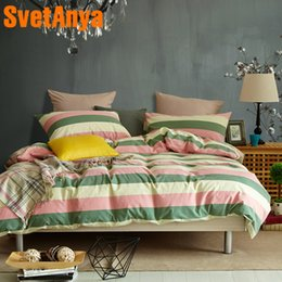 $enCountryForm.capitalKeyWord Australia - Svetanya 100 Cotton Bedlinen Boys Bedding Sets (Pillowcase +flat or fitted Sheet +Quilt Cover ) Twin Queen King Size