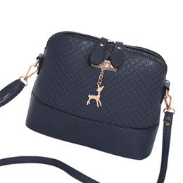 $enCountryForm.capitalKeyWord UK - Women Messenger Bags Fashion Mini Bag Deer Toy Shell Shape Bag Shoulder Bags High Quality Drop Shipping X0820#30
