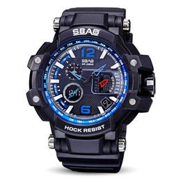 $enCountryForm.capitalKeyWord NZ - Wholesale Luxury Watch Man Quartz-Battery Japan Movement Watch Sport Watches Luminous Swimming Waterproof Sports Watch for Male Wristwatch