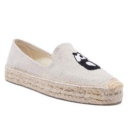 $enCountryForm.capitalKeyWord Australia - Hot Sale-s Watermelon Loafers Women Platform Jeans Korean Cartoon Creepers White Canvas Shoes Embroidery Denim