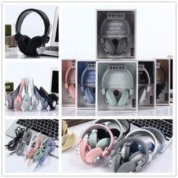 Wire Games Australia - 2019 Mp3 Headphones Earphone Headset Stereo Wired HeadPhone with Mic handfree for MP3 4 Game Computer PC Mobile Headphone