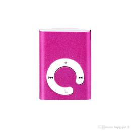 $enCountryForm.capitalKeyWord NZ - FActoryprice Factory price USB Mini music metal support 32GB clip MP3 micro TF SD card slot with FM radio player