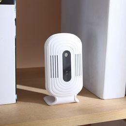 Venta al por mayor de WIFI portátil CO2 HCHO TVOC Analizador de la calidad del aire Tester Detector de gas Sensor de temperatura Monitor de humedad Detector de la calidad del aire