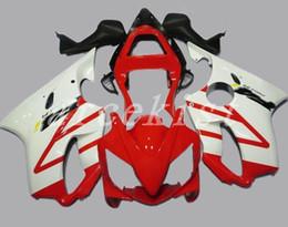 Custom Body Honda Cbr Australia - 3Gifts New Injection ABS bike Fairing kits Fit for HONDA CBR 600 F4i fairings 2001 2002 2003 CBR600 FS F4i body 01 02 03 custom white red