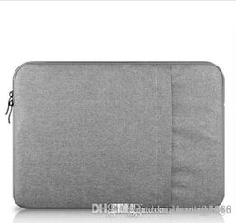 14 inch tablet notebook Australia - DH Brand Waterproof Crushproof Notebook Computer Laptop Bag Laptop Sleeve Case Cover For 11 12 13 14 15  15.6 inch Laptop&Tablet