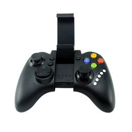 Discount android gaming tablets - Joystick PG 9021 PG-9021 Wireless Bluetooth Game Gaming Controller for Android   iOS MTK phone Tablet PC TV BOX