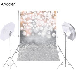 Background Prints Australia - Backgrounds Andoer 1.5*2.1m 5*7ft Photography Photo Background Backdrops Studio Video Backdrop Digital Printed Photo Studio Props 5 Colors