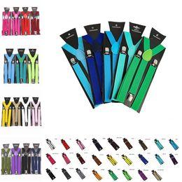 495263f9c Hot men s and women s general straps female straps suspender strap Y-back  Adult Adjustable Suspender Clip-on Elastic Suspender 4677