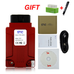 Auto Diagnostic Mazda Australia - 2019 DHL FREE FVDI J2534 for mazda for Fd IDS Forscan auto car diagnostic Tool can work with ELM327