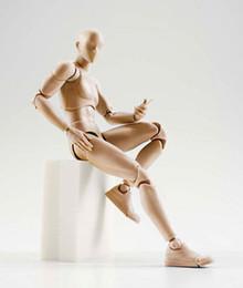 Mannequin Art Australia - 15CM Art Sketch Draw Male Female Movable body chan joint Action Figure Toys artist Art painting Anime model SHF Mannequin