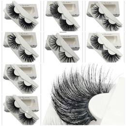 1e4a5bea20f Big fake lashes online shopping - 2019 NEW mm D Mink Eyelashes Eyelash  False Eyelashes Big