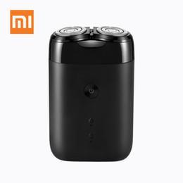 $enCountryForm.capitalKeyWord Australia - Xiaomi Mijia Original Wireless USB Charging Electric Razor Shaver Blocking Protection IPX7 Waterproof for Men Gift