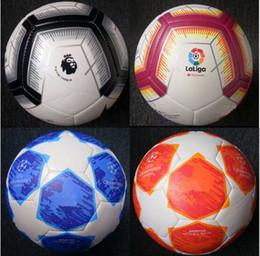 2018 Кубок мира Размер 5 шаров чемпион лиги футбольный мяч хороший высокий gradematch Лига Премьер футбольный мяч (корабль шары без воздуха)