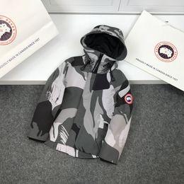 $enCountryForm.capitalKeyWord Australia - kid coat Kids designer clothing autumn and winter boys and girls windbreaker jacket polyester cotton rib wind cuff jacket