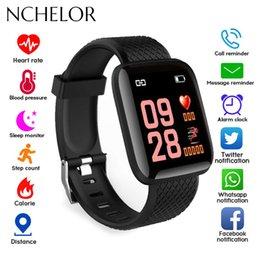 Heart Rate Track Smart Watch Australia - NEW Sport Smart Watch Multi-Function Smart Wearable Device Heart Rate Monitor Sleep Tracking Men Women Color Bluetooth Watch